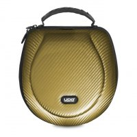 UDG Creator Headphone Hardcase Large PU Gold
