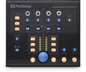 PreSonus Monitor Station V2 - 3 roky záruka