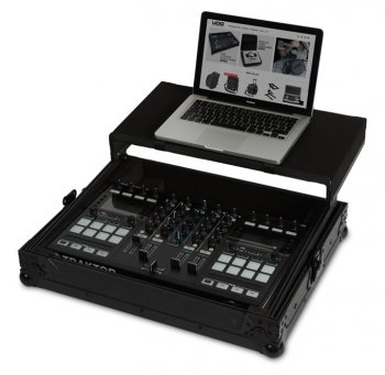 UDG Ultimate Flight Case NI Traktor Kontrol S4/S5 Black Plus - 3 roky záruka