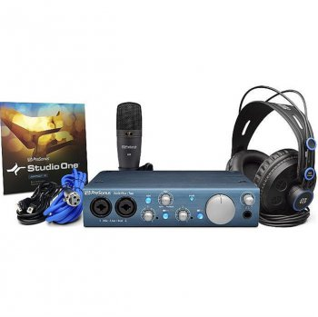 Presonus AudioBox iTwo Studio - 3 roky záruka