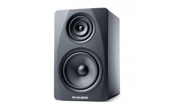 M-Audio M3-8 Black - 3 roky záruka