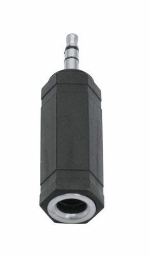 Redukce, jack 3,5 mm zástrčka/jack 6,35 mm zásuvka, stereo - 3 roky záruka