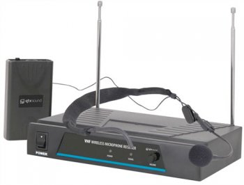 QTX VHF-N1, bezdrátový mikrofon, 1 kanálový, 174.5 MHz - 3 roky záruka, Ušetřete ihned 3% při registraci