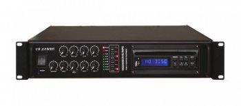 RH Sound SE2350B-DVD/MP3,4 - 3 roky záruka