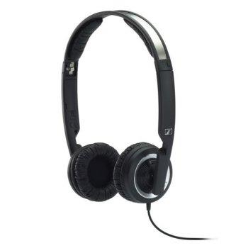 Sennheiser PX 200 II - černá barva - 3 roky záruka