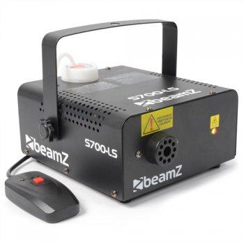 BeamZ S700 výrobník mlhy s Laserem 200mW - 3 roky záruka