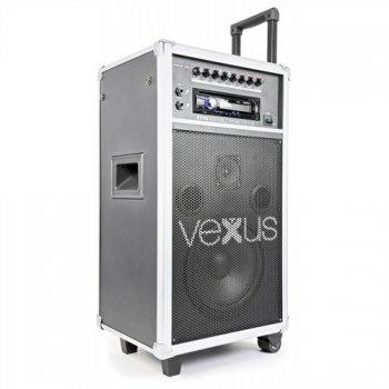 Přenosný systém Vexus ST-110 MP3/SD/USB/CD - 3 roky záruka