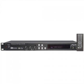 Power Dynamics PDC-150 DVD/CD/USB karaoke - 3 roky záruka