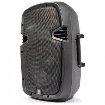 """Skytec SPJ-10, aktivní 10"""" reprobox MP3-SD-USB-Bluetooth - 3 roky záruka"""