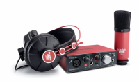 Focusrite SCARLETT SOLO STUDIO PACK - BUNDLE 2 gen