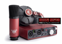 Focusrite SCARLETT STUDIO BUNDLE 2 gen