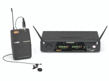 Samson SW77VSLM - bezdrátový mikrofonní systém - 3 roky záruka, Ušetřete ihned 2% při registraci
