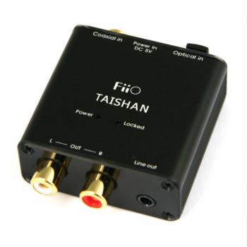 FiiO D03K Taishan - 3 roky záruka