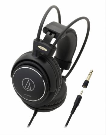 Audio-Technica ATH-AVC500 - 3 roky záruka, Ušetřete ihned 8% při registraci