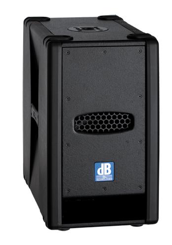 dB Technologies SUB 28 D - 3 roky záruka, Ušetřete ihned 6% při registraci