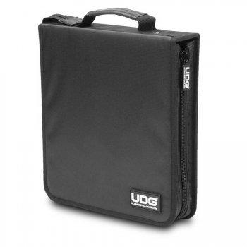 UDG Ultimate CD Wallet 128 Black - 3 roky záruka, Ušetřete ihned 3% při registraci