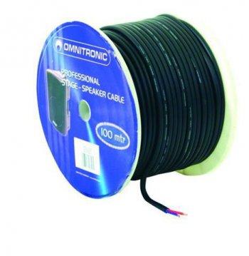 Kabel reproduktorový, 2 x 2,5 qmm - 3 roky záruka, Ušetřete ihned 2% při registraci