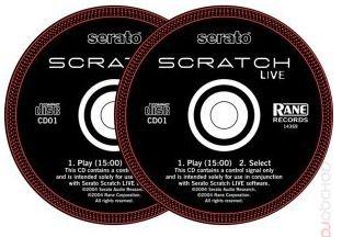 Rane Serato CD - 3 roky záruka