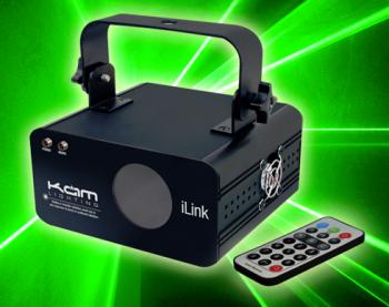 KAM iLink Green - 3 roky záruka