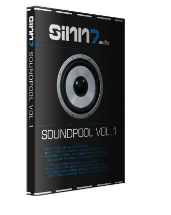 SINN7 - Sound Pool - 3 roky záruka