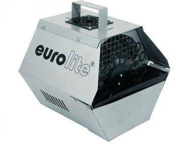 Eurolite Bubble Machine stříbrný - 3 roky záruka, Ušetřete ihned 3% při registraci