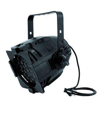 EUROLITE LED ML-56 RGBA 36x3W, černý - 3 roky záruka