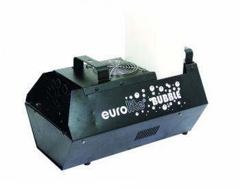 Eurolite Bubble Machine 3L - 3 roky záruka, Ušetřete ihned 3% při registraci