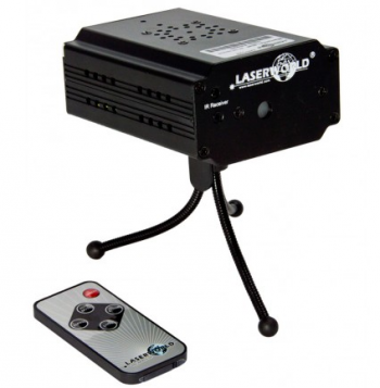 Laserworld EL-100RG Micro - 3 roky záruka