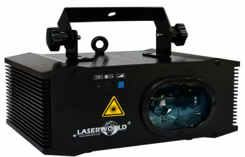 Laserworld ES-400 RGB - 3 roky záruka