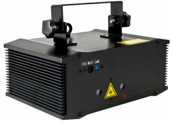 Laserworld ES-800S RGB 3D - 3 roky záruka