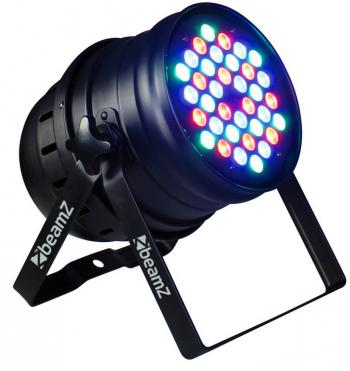 BeamZ LED PAR-64 RGB 36x 1W, DMX - 3 roky záruka, Ušetřete ihned 3% při registraci