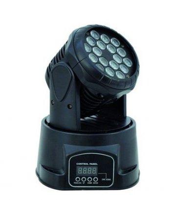 Eurolite LED TMH-7 otočná havice, wash - 3 roky záruka, Ušetřete ihned 3% při registraci